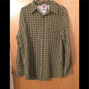 The North Face Button up shirt
